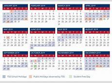 Term Calendar Dates The Southport School
