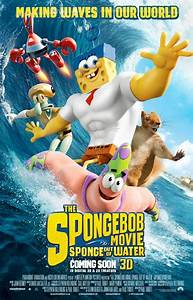 'SpongeBob Movie: Sponge Out of Water': New Trailer and Poster