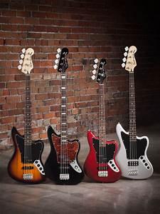 Squier Vintage Modified Jaguar Bass Special 3 Tone