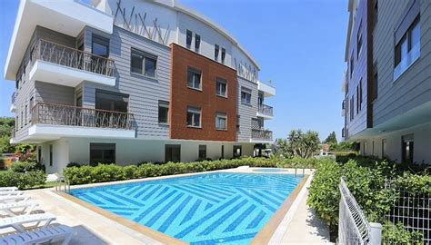 Home With Youthful Aesthetic by Antalya Property Equipped With Smart Home System