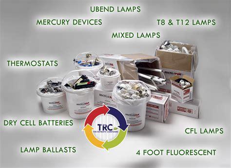 the retrofit companies fluorescent l recycling