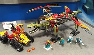 LEGO Chima King Crominus Rescue Summer 2015 Set Preview ...