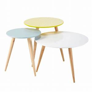 la redoute archives color pastello With tables maisons du monde