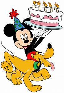 Mickey Mouse Birthday Png | www.pixshark.com - Images ...