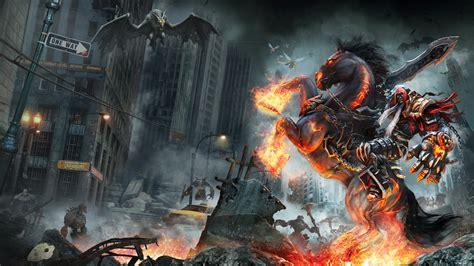 wallpaper darksiders warmastered edition hd games