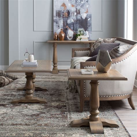 1,690 on top brands at best prices. Driftwood Contemporary Classic Coffee Table with Pedestal Legs