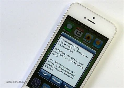 iphone safe mode how to enter iphone in safe mode to fix crashed apps