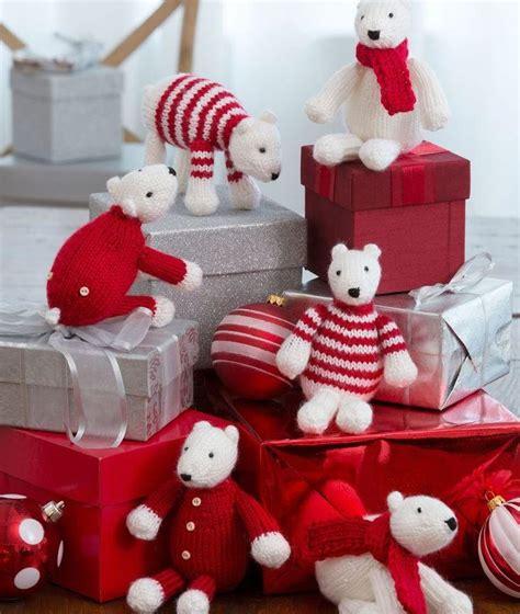 precious polar bear diy ornaments allfreechristmascraftscom