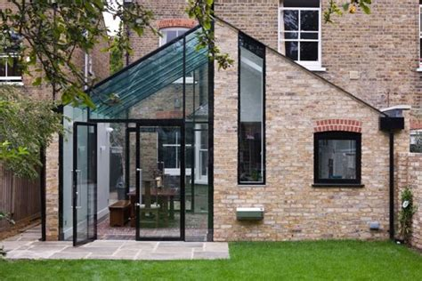 modern conservatory flat roof szukaj w architecture pinterest the shape window