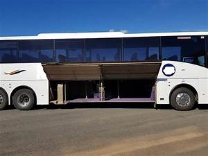 2001 Scania K124 Chassis 3 Axle 51 Seater Coach For Sale