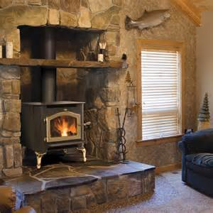 How To Make A Fireplace Blower by Sequoia Wood Stove And Fireplace From Kuma Stoves