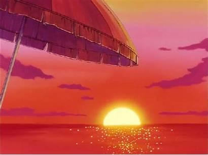 Sunset Anime Theme Myanimelist Closed Format