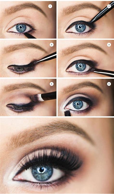 ways   blue eyes pop  proper eye makeup  style code