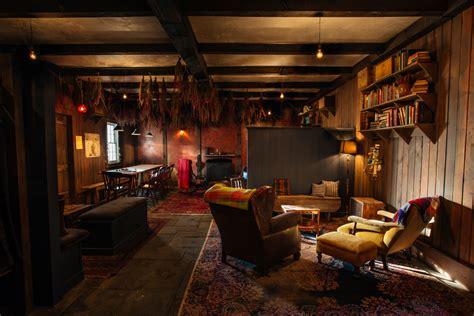 yorks mckittrick hotel opens  lodge