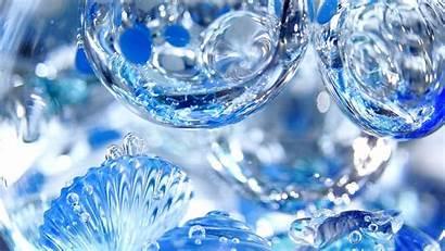 Water 3d Drops Wallpapers