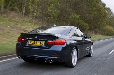 Bmw Alpina D4 Biturbo Is The World's Fastest Production