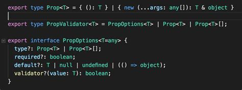 Typescript Interface Default Value