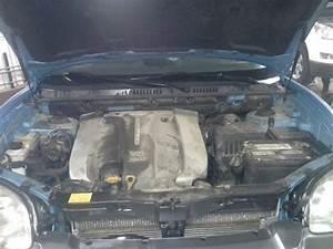 2003 Hyundai Santa Fe Engine Motor Vin E 3 5l