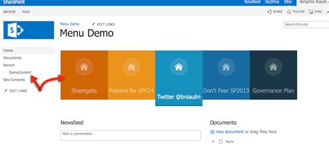 Training Site Template Sharepoint 2013 by Build A Sharepoint Search Driven Animated Menu Sharegate