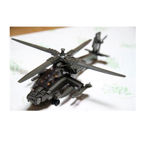 Oxford Lego Style Block Toy Military Series Om33010