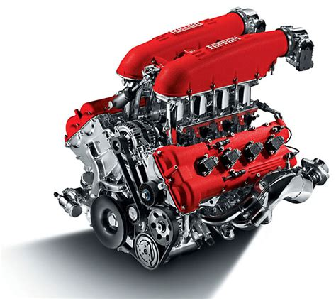 **exotic Cars** Some About The Ferrari Engines