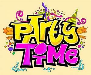 Party Time Vector Colourbox