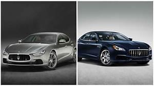 Prix D Une Maserati : comment diff rencier une maserati ghibli d 39 une quattroporte ~ Medecine-chirurgie-esthetiques.com Avis de Voitures