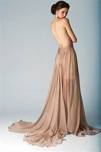 taupe wedding gown image 186151 polka dot bride With taupe wedding dress