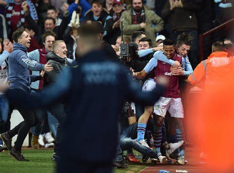 Aston Villa pitch invasion: West Midlands Police have made ...