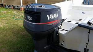 Poppet Valve Removal  Yamaha 115 2 Stroke Overheating