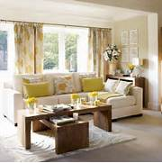 Living Room Curtains Decorating Ideas by Yellow And Gray Curtains Contemporary Living Room