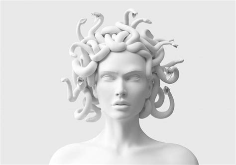 Medusa of Gorgon - James True