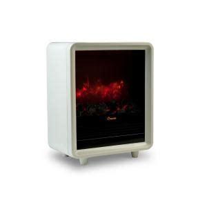 crane  watt mini fireplace ceramic electric portable