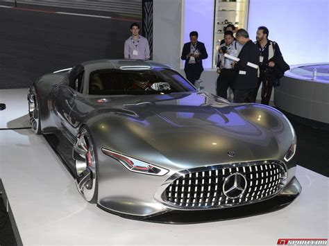 Mercedes Vision Gt Price by Los Angeles 2013 Mercedes Amg Vision Gran Turismo