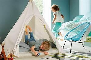 Tipi Pour Chambre : mon prochain diy le tipi enfant inspirations et tutos blog d co ~ Teatrodelosmanantiales.com Idées de Décoration