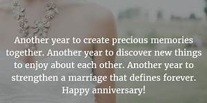 - 25 Best Wedding Anniversary Quotes for Husband ...