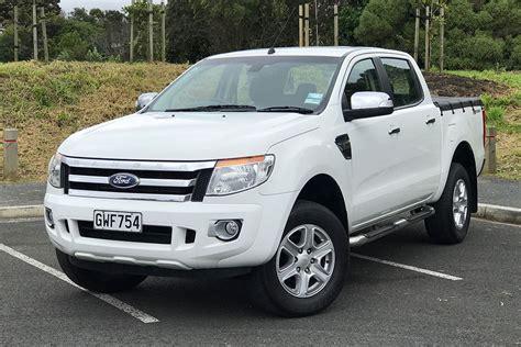 ford ranger    car review trade