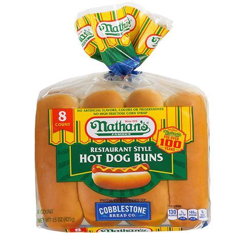 Hot Dog Buns | Nathan's Famous