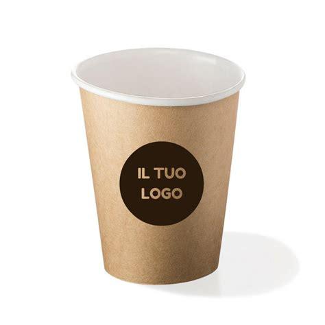 bicchieri da personalizzati bicchieri biodegradabili cartoncino personalizzati 240ml
