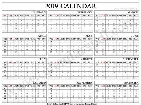 calendar weeks calendar week numbers
