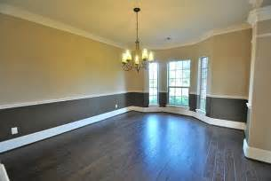 dining room molding ideas formal dining room with upgrade two tone interior paint crown molding chair railing