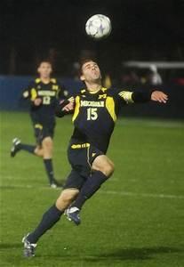 Michigan soccer takes down No. 4 Akron in NCAA semifinal ...
