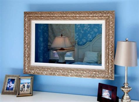 25+ Best Ideas About Mirror Tv On Pinterest