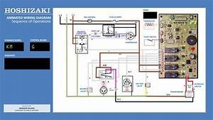 Hoshizaki Km Icemaker G Control Board Animated Wiring Diagram