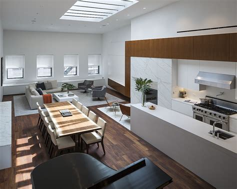 NoHo Loft: Single-Floor Apartment Turned into a Luxurious