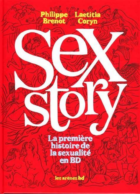 Sex Story Brenot Coryn – Les Arènes – 24 90€ – Bulle D