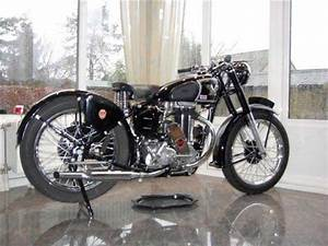 1941 Matchless G3L Classic Motorcycle Pictures