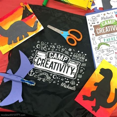michaels camp creativity summer camp crafts holiday
