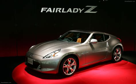 Nissan Fairlady Wallpaper by Nissan New Fairlady Z Widescreen Car Wallpapers 02
