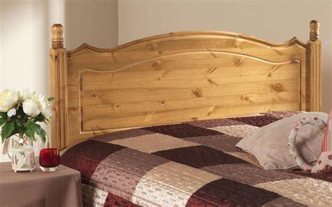 King Size Pine Headboards by Friendship Mill Boston Solid Pine Wooden Headboard